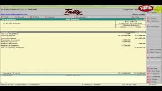Learn Tally in English | Display Trial Balance | Tally erp 9 Full Tutorial