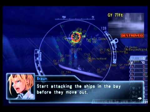 Let's Play - Naval Ops: Warship Gunner 2 - 7 - Ripples In The Moonlight