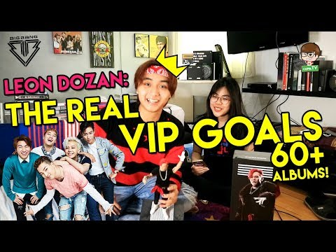 THE REAL FANBOY & VIP GOALS! KAMAR PENUH ALBUM!! Ft. Leon Dozan - My K-Lection #3