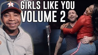 Baixar Maroon 5 - VOLUME 2 - Girls Like You (ft. Cardi B) REACTION