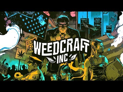 JC Floyd - Move over Monopoly, there's a new Board Game. Weedcraft INC.