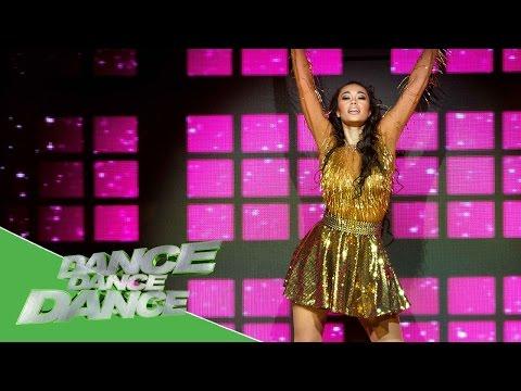 Romy danst op 'I Wanna Dance With Somebody' van The Bodyguard | Dance Dance Dance