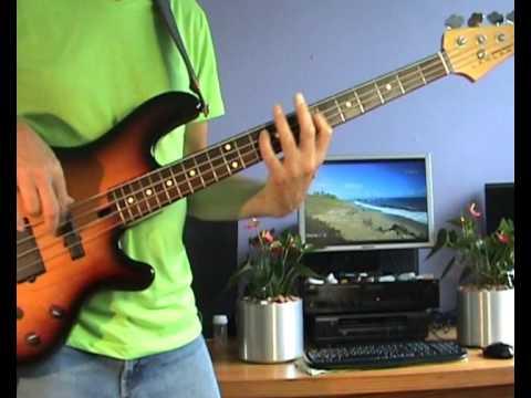 Kaoma - Lambada - Bass Cover
