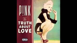 P!nk - True Love (feat. Lily Allen)