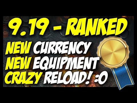 ► 9.19, Ranked Battles, New Crazy Equipment, Currency, Consumables! - World Of Tanks Patch 9.19