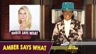 AmberSaysWhat: JLo and Shakira's Super Bowl Halftime Show, Billy Porter's Hat
