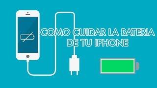 Mi batería se descarga rápido - Solución!! iOS 11 - iPhone, iPod y iPad