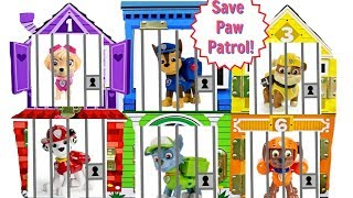 Rescue Paw Patrol with Colorful Gumballs thumbnail