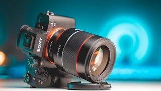 SAMYANG 50MM F1.4 AF   Sony Full Frame Lens Review