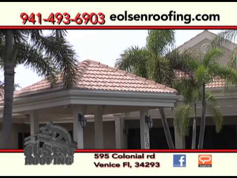 Awesome Olsen Roofing Venice Florida