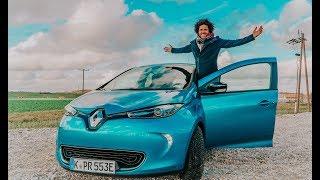 Renault Zoe - Ich Bekomme Deutschlands Beliebtestes Elektroauto Ausgeliehen