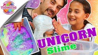 BABY BORN  BADEN in UNICORN RAINBOW SCHLEIM - Slime tuning   Mileys Welt