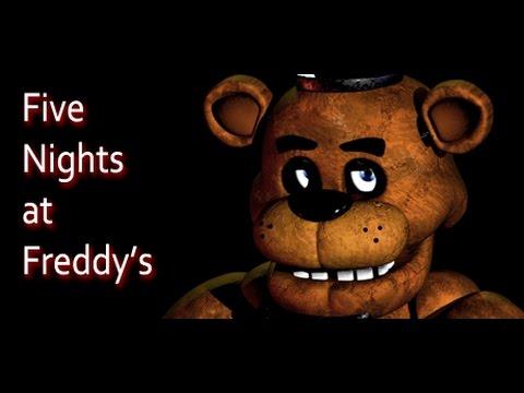 I'M STUCK! | Five nights at Freddy's | Night 2 Part 3
