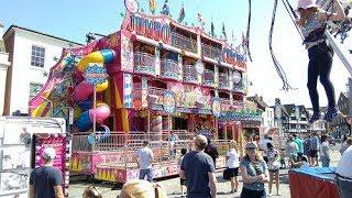 Freddie Stokes' Jumbo Circus Funhouse walkthrough