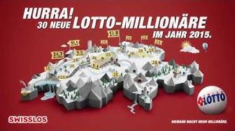 Swisslos: Swiss Lotto - Niemand macht mehr Millionäre