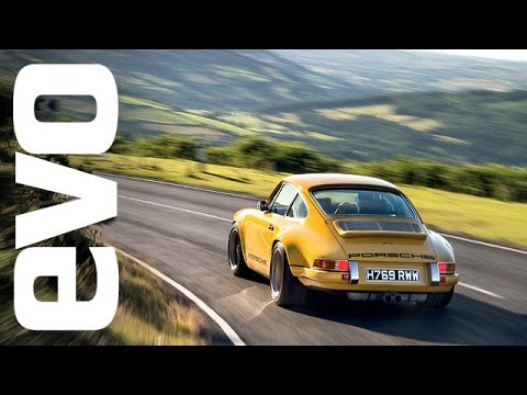Porsche 911 re-imagined by Singer - best of the best? | evo REVIEWS