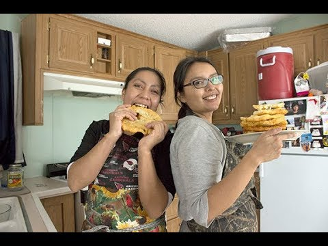 Making Fry Bread (How we were taught)