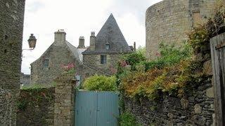 Rochefort-en-Terre, Brittany, France