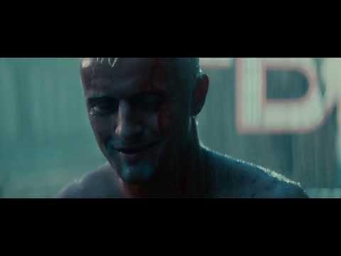 Blade runner - I've seen things you people wouldn't believe... Time to die (HD)