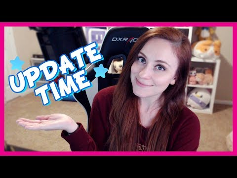 Update Time: New Channel Name and My Health