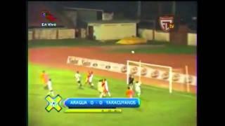 Aragua fc vs YARACUYANOS FC 25-05-11 Vuelta Pre-Sud