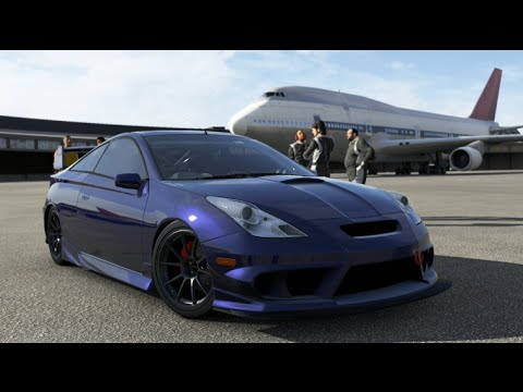500whp Toyota Celica Gts Turbo Circuit Race Forza 5 Youtube