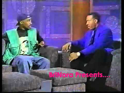 Tupac 1993 Funny Interview