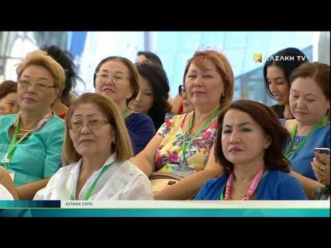 Astana Expo №18 (02.09.2017) - Kazakh TV