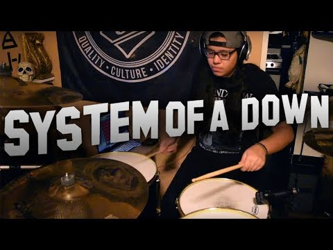 (Drum Cover) Chop Suey - System Of A Down