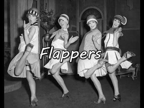 Flapper Girl Fashions