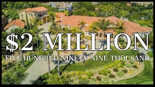 $2,895,000 | Luxury Country Estate with a PRIVATE GOLF COURSE with MILLION DOLLAR VIEWS!!! thumbnail