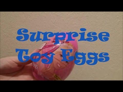 Surprise Toy Eggs   Huevos Sorpresa   Barbie Trolls Hotwheels Peppa pig Blaze Paw Patrol