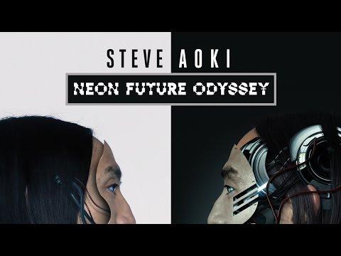 Steve Aoki & Headhunterz - The Power Of Now (Cover Art)