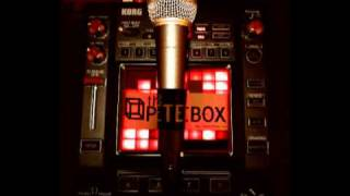THePETEBOX Kaoss Pad audio series #1 -