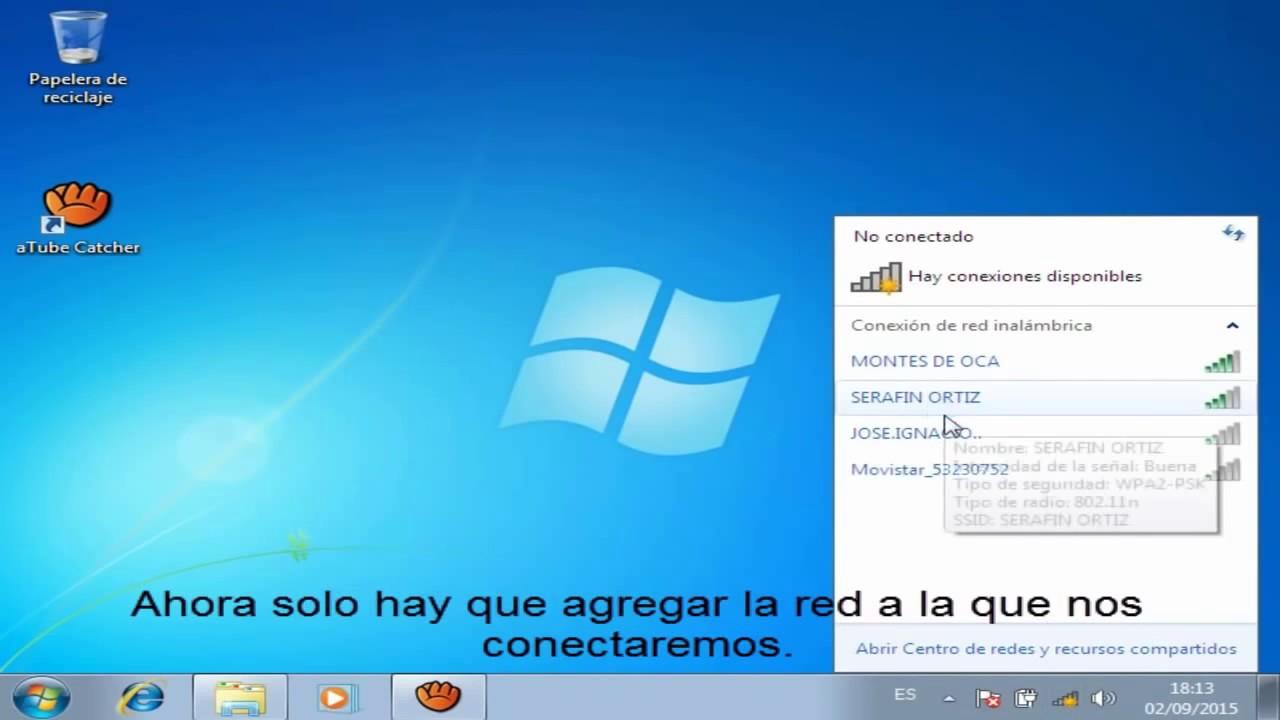 Descargar driver de red wifi para windows 7 64 bits