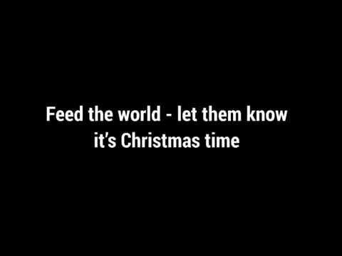 Band Aid 30 - Do They Know It's Christmas? (2014) - Lyrics
