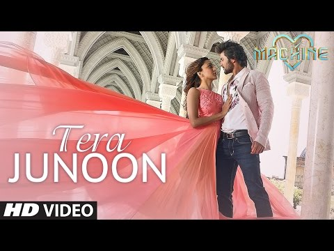 Tera Junoon Video Song | Machine | Jubin Nautiyal |Mustafa &Kiara Advani |T-Series