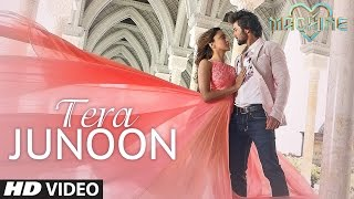 Tera Junoon Video Song | Machine | Jubin Nautiyal |Mustafa &  Kiara Advani |T-Series