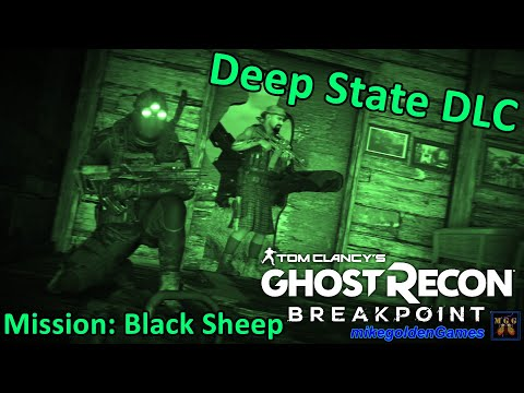 Splinter Cell Deep State DLC - Mission Black Sheep | Ghost Recon Breakpoint