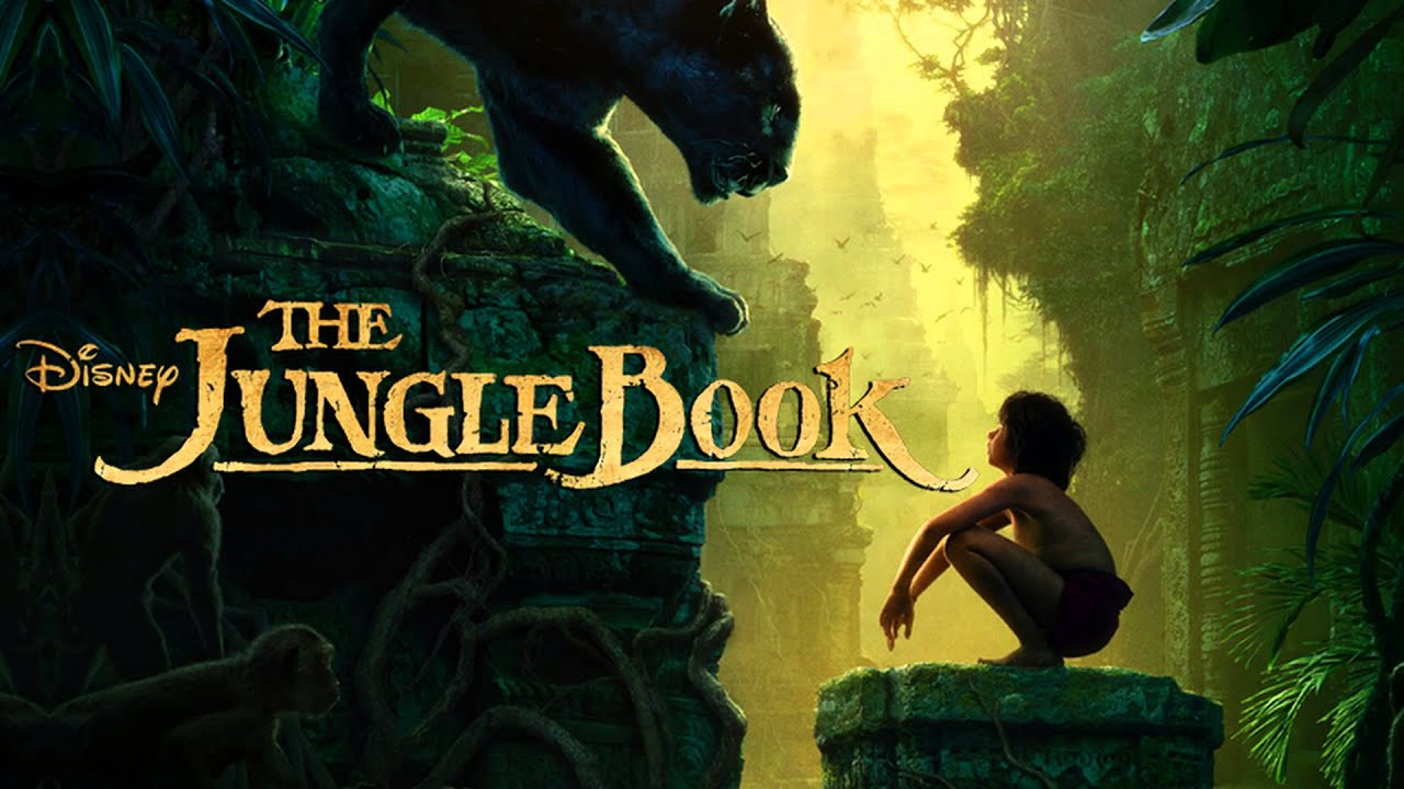 Image result for jungle book 2016