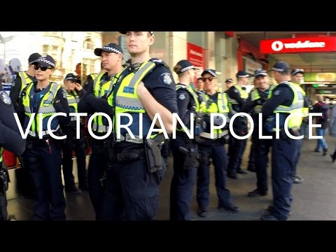 Boys and Girls in Blue - Victorian Police
