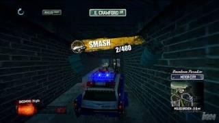 Burnout Paradise PlayStation 3 Gameplay - Manhattan Spirit