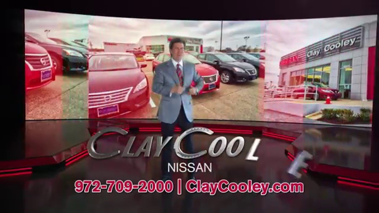 Clay Cooley Nissan Dallas >> Clay Cooley Nissan of Dallas Beginning of the Year Specials - YouTube
