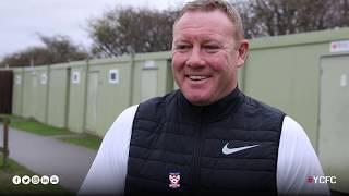 Steve Watson pre AFC Telford United