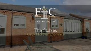 The Stables, Kilsby  - Fine & Country Rugby