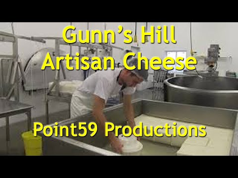 How cheese is made at Gunns Hill Artisan Cheese