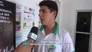 Levi Santos alerta sobre a necessidade da prevenção das doenças arboviroses