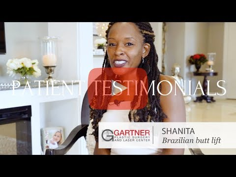 Shanita - Patient Testimonial | Gartner Plastic Surgery and Laser Center