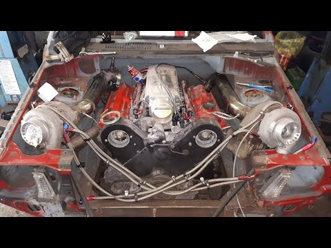 Subaru Justy 1UZ V8 Project More Bit To The Puzzle