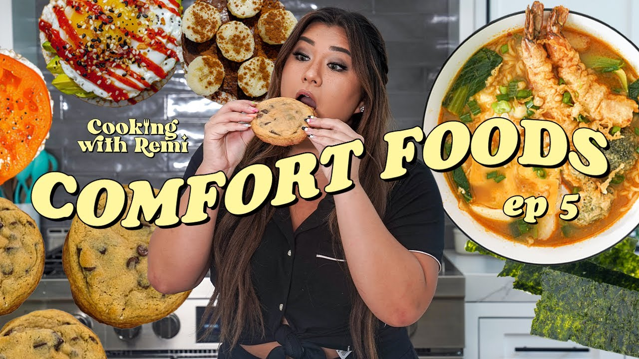 Download Comfort Foods You MUST Try - COOKING WITH REMI: EP 5
